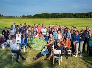 groepsfoto Buytenhout verkleind